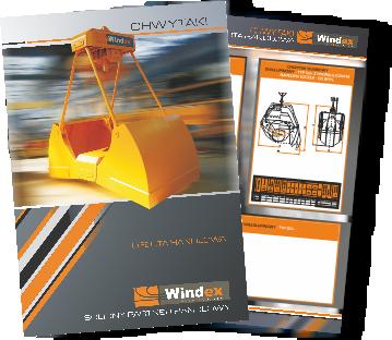 Katalog chwytaki 2015 Windex Holding